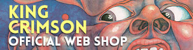 KING CRIMSON OFFICIAL WEB SHOP